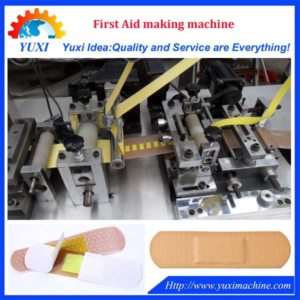 Wound Dressing Making Machine